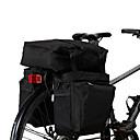 ราคาถูก ชุดดำน้ำ-SAHOO 15 L กระเป๋าใส่ลำตัวจักรยาน การขี่จักรยาน กลางแจ้ง ทนทาน Bike Bag Terylene Bicycle Bag Cycle Bag ปั่นจักรยาน ออกกำลังกายกลางแจ้ง Scooter