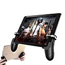 ราคาถูก อุปกรณ์เสริมเกมโทรศัพท์-เกมควบคุมนิ้วหัวแม่มือจับติดสำหรับ ios / android เย็น / ทัชแพด / เกมพกพาตัวควบคุมนิ้วหัวแม่มือติดจับ pc / โลหะ 2 ชิ้นหน่วย