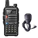ราคาถูก วิทยุสื่อสาร-BAOFENG BF-UVS9 ขนาดพกพา เตือนเมื่อแบตตารี่ต่ำ / โปรแกรมซอฟต์แวร์คอมพิวเตอร์ / Voice Prompt 5กม-10กม 5กม-10กม 3800 mAh 8 W เครื่องส่งรับวิทยุ วิทยุสองทาง