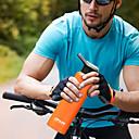 ราคาถูก อุปกรณ์กรองน้ำ-ขวดน้ำ 750 ml สแตนเลส ฉนวน ทนทาน น้ำหนักเบาพิเศษ (UL) สำหรับ การเดินเขา ปั่นจักรยาน / จักรยาน แคมป์ปิ้ง สีดำ ขาว ส้ม ฟ้า