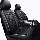 ราคาถูก ผ้าคลุมเบาะ-Car Seat Cushions หมอนอิงที่นั่ง สีดำ / สีแดง / ดำ / ขาว / ดำ / น้ำเงิน หนังเทียม / ใยสังเคราะห์ ธุรกิจ / ธรรมดา สำหรับ Universal ทุกปี General Motors