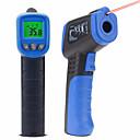 billiga Animekostymer-termisk kamera holdpeak hp-981c infraröd termometer -30550'c / -221022'f temperaturmätare pistol icke-kontakt ir digital mätare