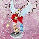 ราคาถูก โมเดลการ์ตูนแอคชั่น-ตัวเลขการกระทำอะนิเมะ แรงบันดาลใจจาก AngelBeats Kanade Tachibana พีวีซี 19 cm CM ของเล่นรุ่น ของเล่นตุ๊กตา