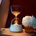 ราคาถูก เสื่อ&พรม-1pc เพชรนาฬิกาทราย คืนแสงไฟ LED เหลือง Creative <=36 V