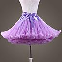 ราคาถูก เสื้อผ้าประวัติศาสตร์และวินเทจ-ชุดเต้นบัลเล่ย์ โลลิต้าแบบคลาสสิก 1950s หนึ่งชิ้น ชุดเดรส Petticoat ตูตู กระโปรงผายก้น สำหรับผู้หญิง เด็กผู้หญิง ตูเล่ เครื่องแต่งกาย สีดำ / สีเทาเข้ม / ขาว Vintage คอสเพลย์ งานแต่งงาน ปาร์ตี้