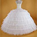povoljno Stare svjetske nošnje-Nevjesta Classic Lolita 1950-te Haljine Petticoat Krinolina Žene Djevojčice Spandex Kostim Obala Vintage Cosplay Party Seksi blagdanski kostimi Maxi Princeza