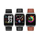 ราคาถูก Smartwatches-KUPENG E58 ผู้ชายผู้หญิง ดูสมาร์ท Android iOS บลูทูธ Waterproof ขอสัมผัส ตรวจสอบอัตรการเต้นของหัวใจ การวัดความดันโลหิต กีฬา คลื่นไฟฟ้าหัวใจ + PPG