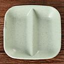 זול כלי אוכל-1-חתיכה צלחות לארוחה כלי אוכל פלסטיק חמוד עיצוב חדש
