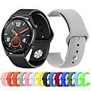 ราคาถูก วง Smartwatch-สายนาฬิกา สำหรับ Huawei Watch GT / Watch 2 Pro Huawei สายยางสำหรับเส้นกีฬา ยางทำจากซิลิคอน สายห้อยข้อมือ