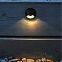 baratos Luzes do caminho-ONDENN 1pç 3 W Focos de LED / Lâmpada Subaquática / Luzes do gramado Impermeável / Criativo / Novo Design Branco Quente / Branco Frio / Branco Natural 85-265 V / 12 V Iluminação Externa / Piscina