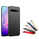 billige iPhone-etuier-Etui Til Samsung Galaxy S9 / S9 Plus / S8 Plus Ultratynn / Matt Bakdeksel Ensfarget Hard PC