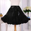 ราคาถูก เสื้อผ้าประวัติศาสตร์และวินเทจ-ชุดเต้นบัลเล่ย์ โลลิต้าแบบคลาสสิก 1950s หนึ่งชิ้น ชุดเดรส Petticoat ตูตู กระโปรงผายก้น สำหรับผู้หญิง เด็กผู้หญิง ตูเล่ เครื่องแต่งกาย สีดำ Vintage คอสเพลย์ ปาร์ตี้ Performance เจ้าหญิง