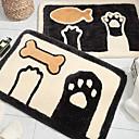זול מחצלות ושטיחים-1pc סרט מצוייר / מודרני משטחים לאמבט / שטיחונים לאמבט עוד סוגי עור מצחיק / חיה חמוד / ללא החלקה / הִתְעַבּוּת