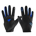 ราคาถูก ชุดเซทปั่นจักรยาน-BOODUN ฤดูหนาว ถุงมือขี่จักรยาน ขี่จักรยานปีนเขา รักษาให้อุ่น สัมผัสหน้าจอ ระบายอากาศ ป้องกันการลื่นล้ม เต็มนิ้วมือ Touch Screen Gloves กิจกรรมและถุงมือสำหรับกีฬา Lycra ผ้าเทอร์รี่ ส้ม สีเขียว แดง