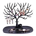 baratos Armazenamento e Organização-rack de armazenamento criativo em forma de árvore dobrável rack de jóias multifuncional