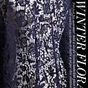 billiga Äkta peruker med hätta-Spets Enfärgat Stretch 120 cm bredd tyg för Kläder och mode såld vid 0.1m