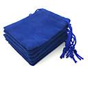 ราคาถูก ของชำร่วยงานแต่งที่แขวน-Cuboid กระเป๋าเครื่องประดับ - Blue 7 cm 5 cm 0.2 cm / 50pcs