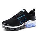ราคาถูก รองเท้าแตะ & Loafersสำหรับผู้ชาย-สำหรับผู้ชาย รองเท้าสบาย ๆ ถัก ตก / ฤดูร้อนฤดูใบไม้ผลิ Sporty / ไม่เป็นทางการ รองเท้ากีฬา สำหรับวิ่ง ระบายอากาศ สีดำ / สีดำ / สีแดง / สีดำ / สีน้ำเงิน / การกรีฑา / ช็อตดูดซับ