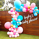 cheap Wedding Decorations-Ballons Accessories  Balloon Chain Dot Super Sticky Double Sided Rubber Adhesive Balloon Party Wedding