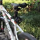 billige Bell & Låser & Mirrors-GIYO Kjedelås til sykkel Bærbar Sammenleggbar låsing Security Holdbar Anti-skjæring Til Vei Sykkel Fjellsykkel Sykkel med fast gir Sykling Sinklegering Plast Svart