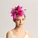 povoljno Party pokrivala za glavu-Lan / Perje Fascinators s Perje 1pc Vjenčanje / Special Occasion Glava