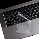 """billige Lekebiler-TPU Tastaturovertrekk Til Apple Ny MacBook Pro 13"""" (ingen berøringsstang) / Ny MacBook Pro 13"""" med berøringsstang / Ny MacBook Pro 15"""" med berøringsstang Engelsk"""