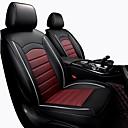 ราคาถูก ผ้าคลุมเบาะ-Car Seat Cushions ที่นั่งครอบคลุม / หมอนอิงที่นั่ง ผ้าขนสัตว์สีธรรมชาติ / สีดำ / สีน้ำตาล / สีดำ / สีแดง หนัง PU / หนังเทียม ธุรกิจ / ธรรมดา สำหรับ Universal ทุกปี General Motors