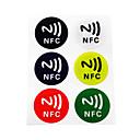 ราคาถูก ผมต่อแท้-5YOA 6ColorNFC213 RFID Keyfobs บ้าน / อพาร์ทเม้น / โรงเรียน
