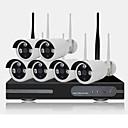 ราคาถูก ระบบ CCTV ไร้สาย-166&คุณ; อัตราการถ่ายโอน ntsc / pal snr 2 5,000 mb / s