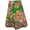 זול מלאכה ותפירה-תחרה אפריקאית סגנון עממי תבנית 125 cm רוחב בד ל ביגוד ואופנה נמכר דרך 6 יארד