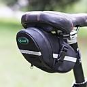 olcso Eszközök, Tisztítószerek és kenőanyagok-B-SOUL 2L Nyeregtáska Többfunkciós Fényvisszaverő Viselhető Kerékpáros táska 600D Ripstop Kerékpáros táska Kerékpáros táska Kerékpározás / Kerékpár / Fényvisszaverő csíkok