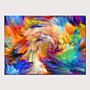 povoljno Slike za cvjetnim/biljnim motivima-Print Rolled Canvas Prints - Sažetak Moderna Umjetničke grafike