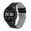 Χαμηλού Κόστους Έξυπνα Ρολόγια-b2 unisex smartwatch Android iOS bluetooth αδιάβροχο οθόνη αφής οθόνη καρδιακού ρυθμού οθόνη μέτρηση πίεσης του αίματος αθλητικά χρονόμετρο βηματόμετρο κλήση υπενθύμιση δραστηριότητα tracker ύπνος