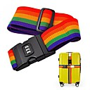 Χαμηλού Κόστους Ταξίδι και προστασία-Τσάντα ταξιδιού / Λουράκι αποσκευών ταξιδιού / Πόρπη ζώνης ασφαλείας Προσαρμόσιμη / Ανθεκτικό Νάιλον 200*5 cm cm