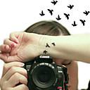 billiga tatuering klistermärken-10 pcs tillfälliga tatueringar Vattenavvisande / Bästa kvalitet händer / brachium / skuldra Tatueringsklistermärken