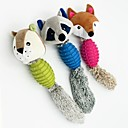 billiga Magiska kuber-Tuggleksaker Interaktivt Mjukdjur Hund Husdjur Leksaker 1st Husdjursvänlig Gummi Plysh Present