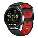 billige Sett med pikeklær-ds108 smart klokke bt fitness tracker støtte varsle og hjertefrekvensmonitor kompatibel Samsung / Sony Android Mobiles / iPhone