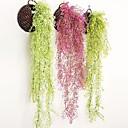 זול צמחים מלאכותיים-פרחים מלאכותיים 1 ענף קלאסי ארופאי פסטורלי סגנון צמחים פרחים נצחיים פרחים לקיר