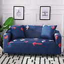 billige Ekspansjonskort-Sofatrekk Trykt mønster / Romantik / Moderne Garn Bleket Polyester slipcovere
