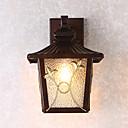 ราคาถูก Novelty Lighting-JLYLITE Waterproof สมัยใหม่ร่วมสมัย ไฟผนังภายนอก ภายนอก โลหะ โคมไฟติดผนัง IP44 110-120โวลล์ / 220-240โวลต์