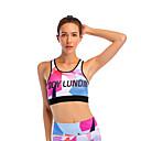 ราคาถูก อุปกรณ์เสริมเกมโทรศัพท์-สำหรับผู้หญิง Wirefree ชุดชั้นในกีฬา สปอร์ตบรา Pullover Sports Bra ระบายอากาศ แห้งเร็ว Sweat-wicking ใช่ ซัพพอร์ทกลางๆ สำหรับ โยคะ เต้นรำ การออกกำลังกาย แฟชั่น สีดำ ขาว ฟ้า / ฤดูหนาว