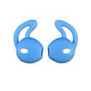 Χαμηλού Κόστους Αξεσουάρ Ακουστικών-μήλο σιλικόνης ακουστικά προστατευτική μεμβράνη για αθλητικά ασύρματα bluetooth ακουστικά σετ ακουστικών προσαρμογέα κάλυψη αξεσουάρ για Apple iphone 7/8 / 7plus / 8plus / x / xs / xr / xsmax