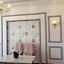 זול מדפי מקלחת-קיר מדבקה 1 חתיכה 3d antollision waterproof הקיר קישוט