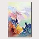 Χαμηλού Κόστους Πίνακες Τοπίων-mintura τέχνης μεγάλο μέγεθος ζωγραφισμένο στο χέρι αφηρημένο τοπίο ελαιογραφία σε καμβά σύγχρονη εικόνα τέχνης τοίχου για διακόσμηση σπιτιού χωρίς πλαίσιο