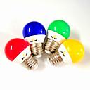 Χαμηλού Κόστους Λάμπες Σφαίρα LED-EXUP® 5 W LED Λάμπες Σφαίρα 430 lm E14 E26 / E27 G45 11 LED χάντρες SMD 2835 Πάρτι Διακοσμητικό Γιορτή Κόκκινο Μπλε Κίτρινο 220-240 V 110-130 V