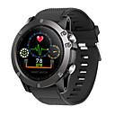baratos Tomadas Inteligentes-ds102 smart watch bt fitness tracker suporte notificar e monitor de freqüência cardíaca para samsung / sony android mobile / iphone