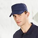 ราคาถูก ที่จัดเก็บของในครัว-Hiking Hat หมวก 1 ชิ้น กันลม ป้องกันแดด ทน UV ระบายอากาศ สีทึบ ชุดชั้นในแบบChinlon ฤดูร้อน สำหรับ สำหรับผู้ชาย แคมป์ปิ้ง / การปีนเขา / เที่ยวถ้ำ การเดินทาง กลางแจ้ง สีดำ / แห้งเร็ว