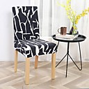 ราคาถูก ผ้าคลุมโซฟา-เก้าอี้หุ้ม Slipcovers โพลีเอสเตอร์สีทึบพิมพ์