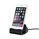 billiga Stativ och hållare-telefon skrivbord hållare laddare mobil stå för för iPhone x 8 7 6s 6 plus jag ringa 5 5s se laddningsstation skrivbord laddare dockningsstation