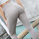 ieftine Îmbrăcăminte de Fitness, Alergat & Yoga-Pentru femei Pantaloni de yoga Elastan Pantaloni Îmbrăcăminte de Sport Confortabil la umezeală Butt Lift Strech